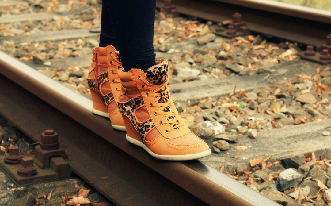 Chaussures : rester à la pointe de la mode, malgré les pieds sensibles