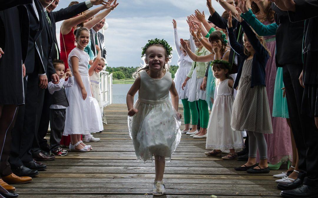 Comment habiller les enfants lors d'un mariage ?