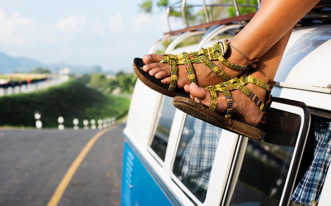 Les « dad sandals » ou les chaussures de l'été